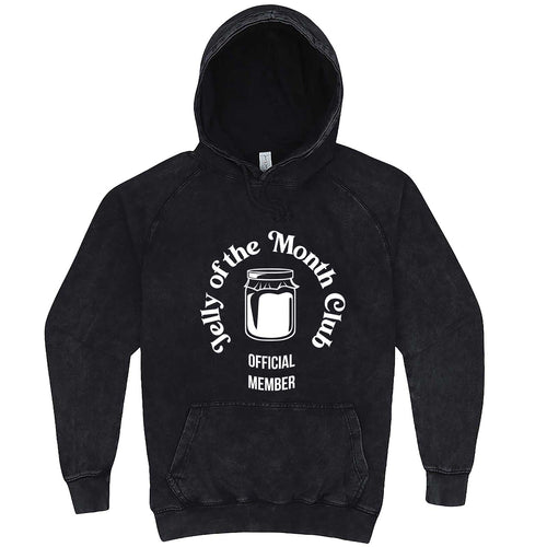 """Jelly of the Month Club"" hoodie, 3XL, Vintage Black"
