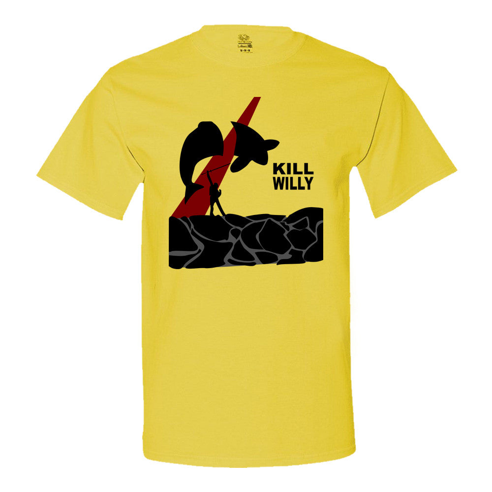 Kill Willy Men's T-Shirt