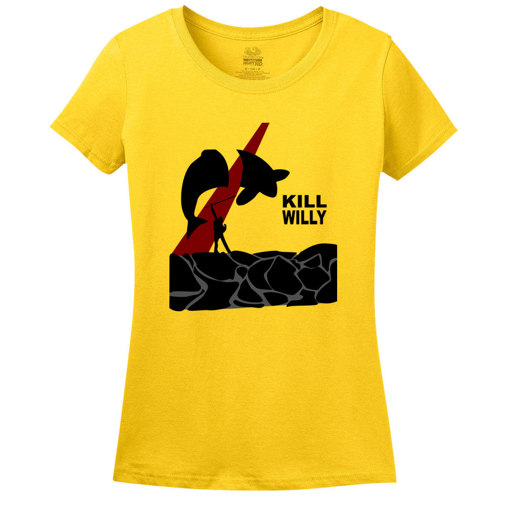 Kill Willy Women's T-Shirt