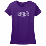 Namastae in bed today T-shirt