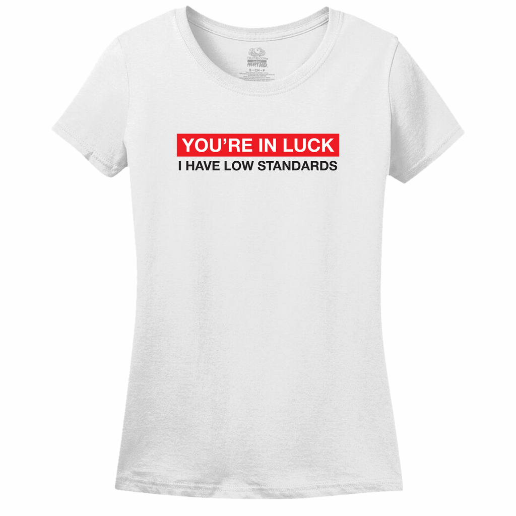 LOW STANDARDS Women's Tee
