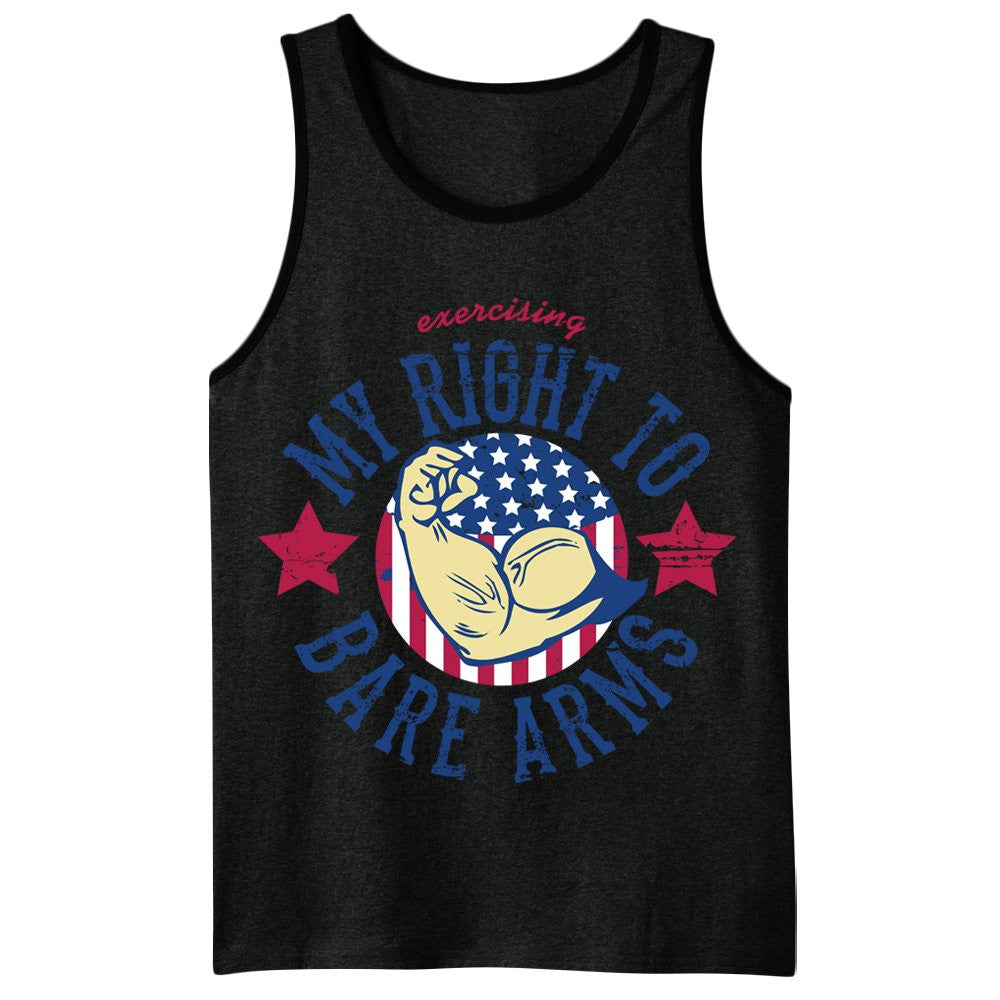 Right to BARE ARMS - Men's Tank Top