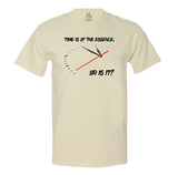 Time Is Of The Essence, Or Is It? Mens Tee