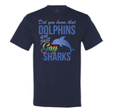 Gay Sharks - Men's T-Shirt