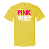 I'm The Pink Sheep Of The Family