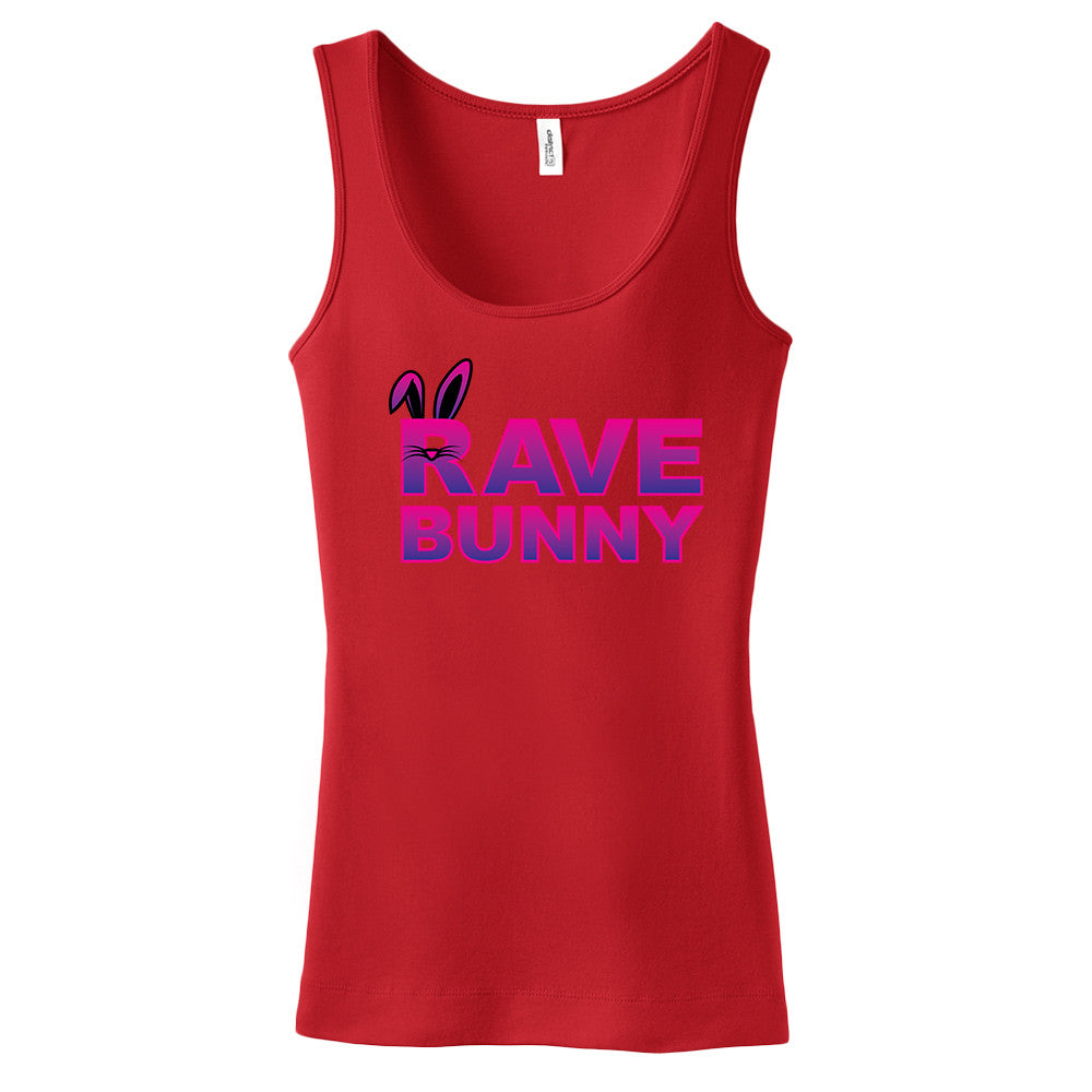 Rave Bunny Tank Top