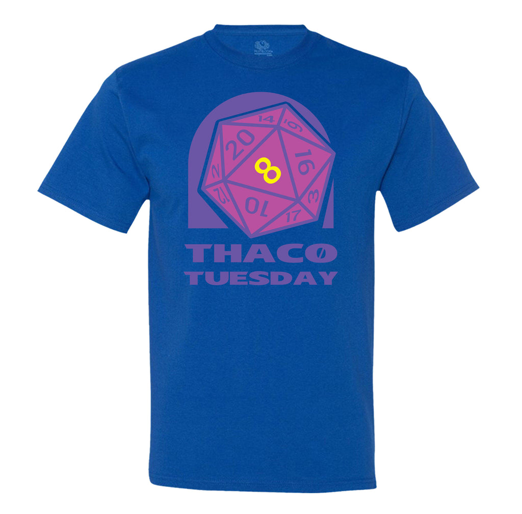 THAC0 Tuesday Men's Tee