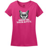Show Me Your Kitty Women's Shirt