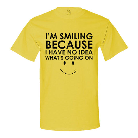 When The DM Smiles, It's Already Too Late - Men's Tee