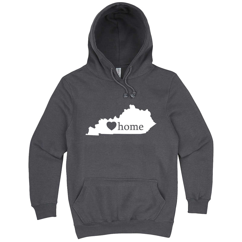 """Kentucky Home State Pride"" hoodie, 3XL, Storm"