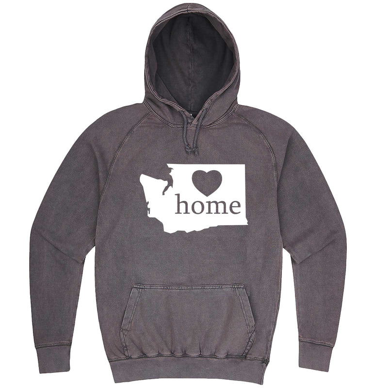 """Washington Home State Pride"" hoodie, 3XL, Vintage Zinc"