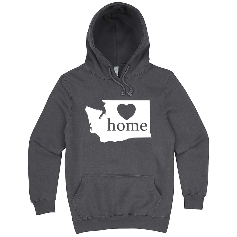 """Washington Home State Pride"" hoodie, 3XL, Storm"
