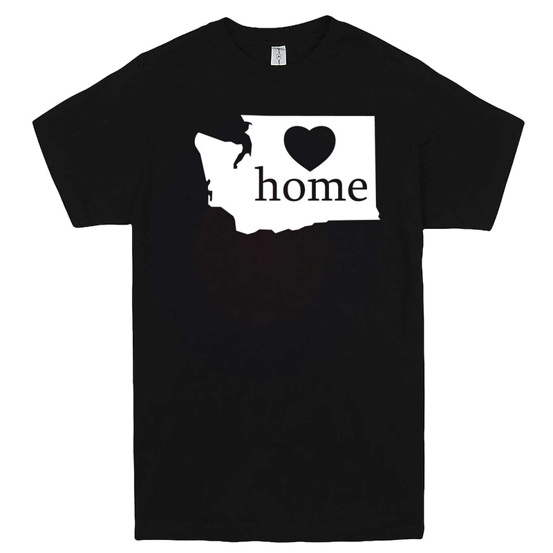 """Washington Home State Pride"" men's t-shirt Black"