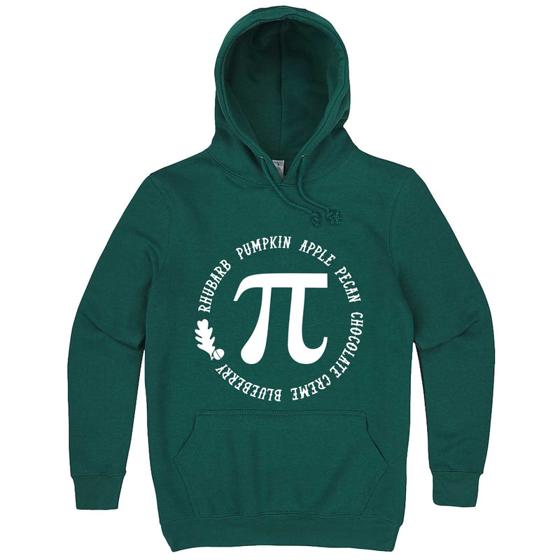 """Thanksgiving Pi - Geeky Foody Shirt"" hoodie, 3XL, Teal"