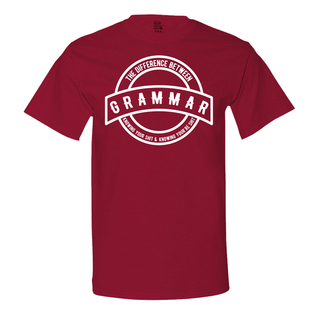 Grammar - Men's T-Shirt