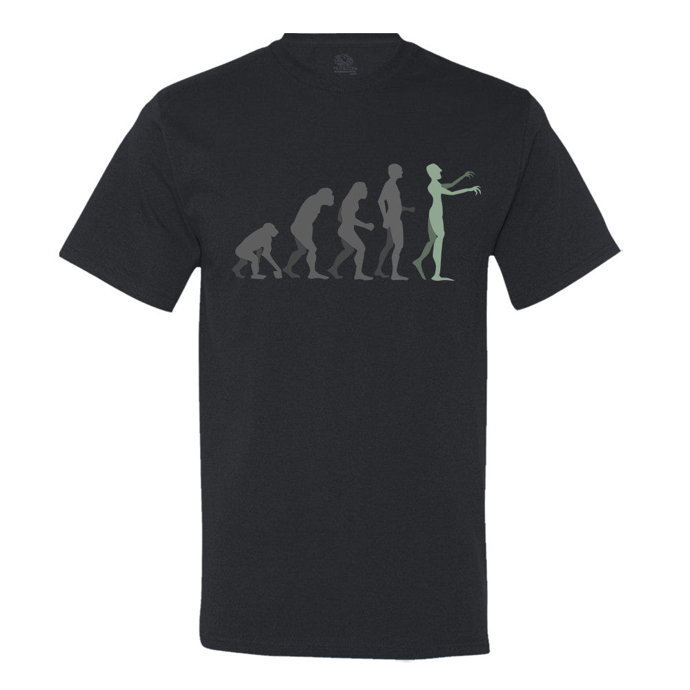 Zombie Evolution Men's T-Shirt