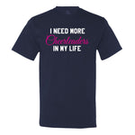 I Need More Cheerleaders In My Life Men's T-Shirt