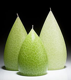 Barrick Design Short Candle  Kiwi