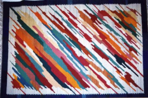 Diagonals - Large Area Rug