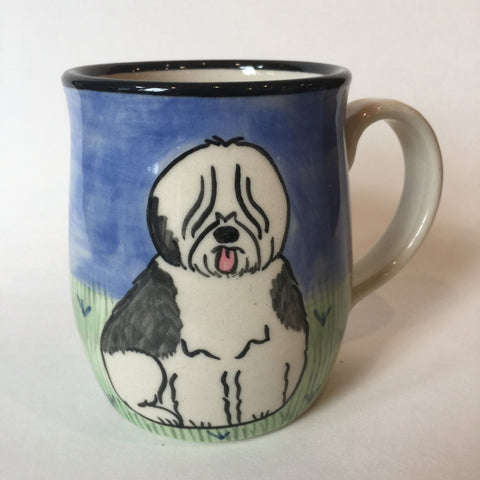 Havanese White - Hand Painted Ceramic Coffee Mug