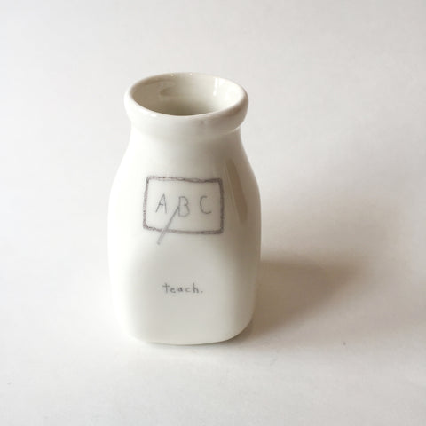 Beth Mueller Small Icon Vase