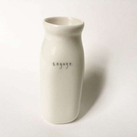 Beth Mueller medium Icon Vase