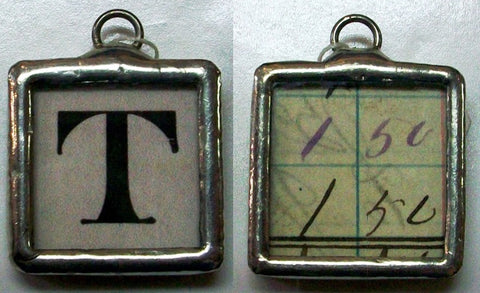 T - Initial Charm