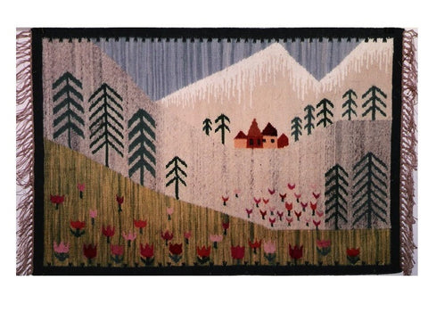 Early Spring - Small Area Rug
