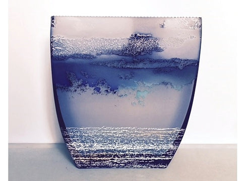 Small Basket Vase - Seascape Collection