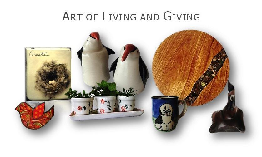 ArtQuest Gallery Art of Living and Giving