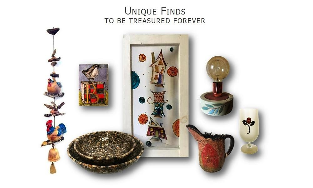 ArtQuest Gallery Unique Finds