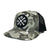 Wrenches Snapback - Snow Camo