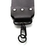 "3"" Leather Single Strop - Black or Mahogany"