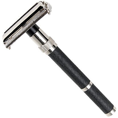 "Parker Vintage Style ""Butterfly"" Safety Razor - Model 96R"