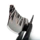 Dylan Farnham Custom Straight Razor - With Skeletal Sculpted Spine