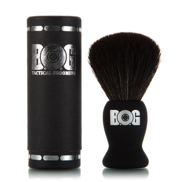 BOG - Black Luxury Synthetic Shaving Brush