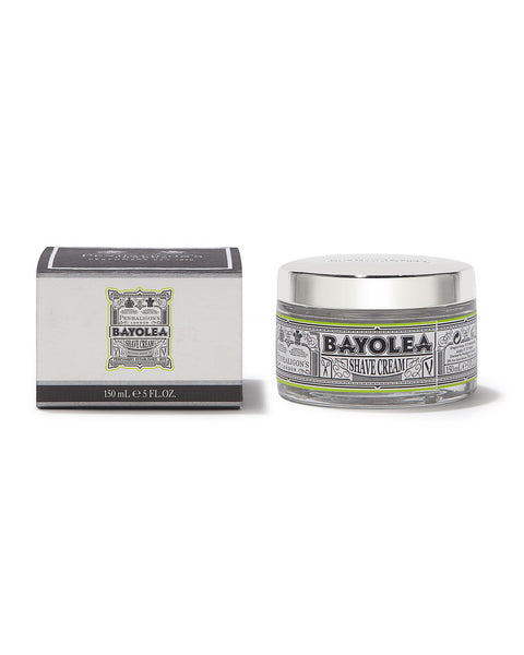 Bayolea Shaving Cream in Glass Jar - 150 ml - Penhaligon's **NEW**