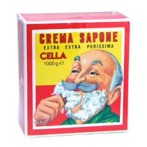 Cella Shave Soap - 1000g.