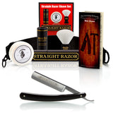 "Dovo Best Quality 5/8"" Straight Razor with Luxury Shave Set"