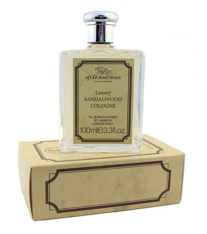Sandalwood Cologne - Taylor of Old Bond Street