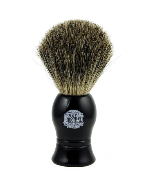 Vulfix No. 1000A Pure Badger - Faux Ebony