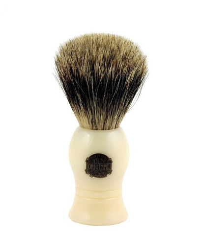 Vulfix No. 1000A Pure Badger - Faux Ivory