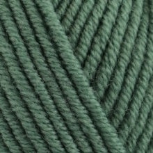 Harakeke Merino Hat - Forest Green