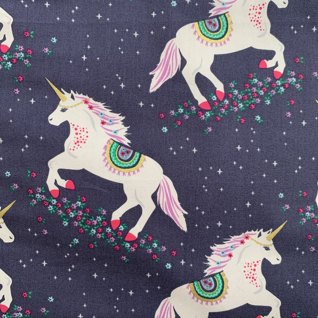 Deluxe Swim Bag - Magic Unicorns