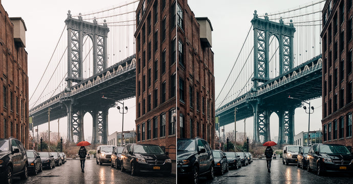 Lightroom presets update: mobile ready and tweaked to perfection