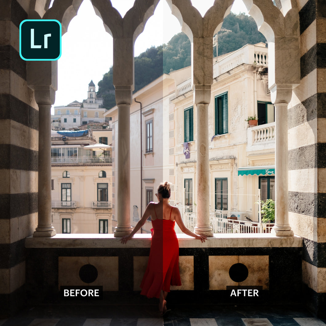 Preset Pack 2 for Adobe Lightroom