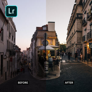 VHP 01 Adobe Lightroom Presets