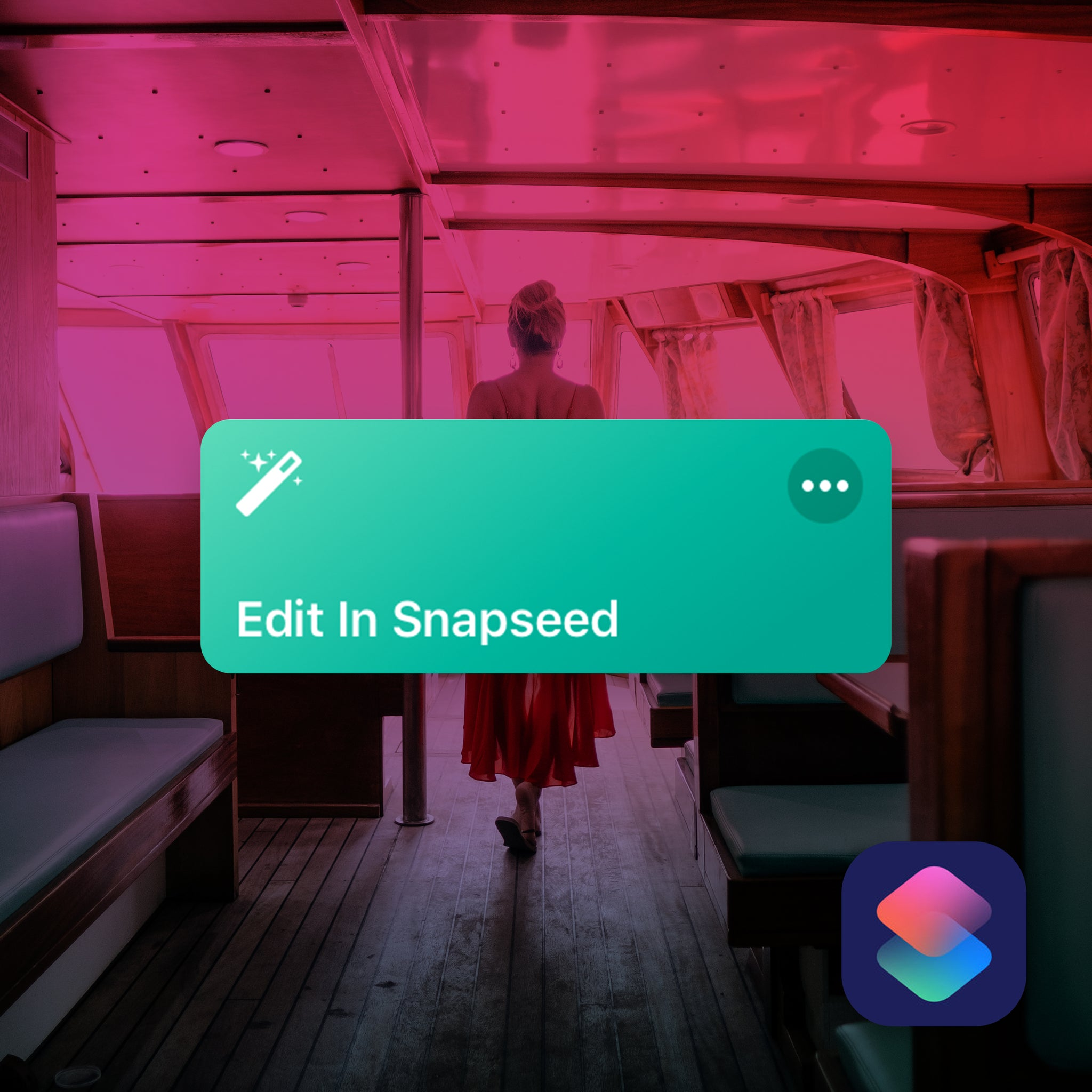 Download Free Photography iOS Shortcut: Edit in Snapseed – Verne Ho