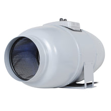 "Load image into Gallery viewer, Inline Duct Fan ""Silent Series"" 6 Inch, 327 CFM, 67W, Ultra Quiet Exhaust Fan, 33 dBA, 13.89 Lb"