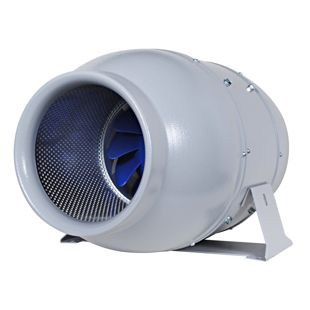 "Inline Duct Fan ""Silent Series"" 8 Inch, 473 CFM, 111W, Ultra Quiet Exhaust Fan, 36 dBA, 19.62 Lb"